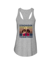 STRONGER TOGETHER Ladies Flowy Tank thumbnail