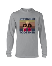STRONGER TOGETHER Long Sleeve Tee thumbnail
