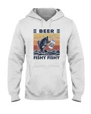 BEER FISHY FISHY Hooded Sweatshirt thumbnail