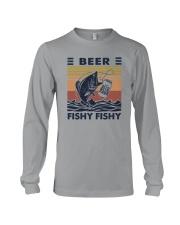 BEER FISHY FISHY Long Sleeve Tee thumbnail