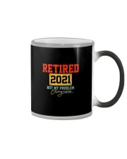 RETIRED 2021 vt Color Changing Mug thumbnail