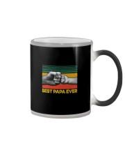 BEST PAPA EVER VINTAGE Color Changing Mug thumbnail