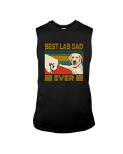 BEST Labrador Retriever DAD EVER Sleeveless Tee thumbnail