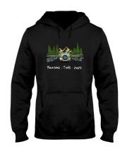 MOUNTAINS TRAILS JEEPS Hooded Sweatshirt thumbnail