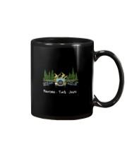 MOUNTAINS TRAILS JEEPS Mug thumbnail