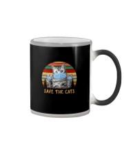 SAVE THE CATS Color Changing Mug thumbnail
