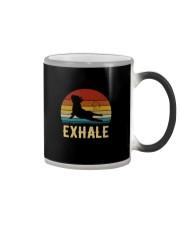 FRENCH BULLDOG EXHALE VINTAGE Color Changing Mug thumbnail