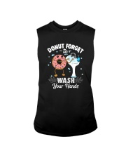 DONUT FORGET TO WASH YOUR HANDS Sleeveless Tee thumbnail