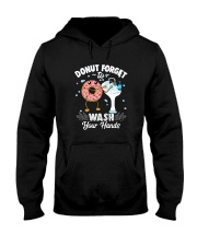 DONUT FORGET TO WASH YOUR HANDS Hooded Sweatshirt thumbnail