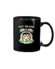EAT TRASH HAIL SATAN Mug thumbnail
