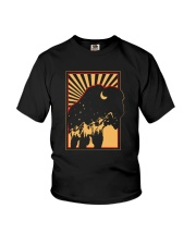 BISON NATIONAL PARK Youth T-Shirt thumbnail