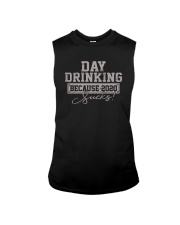 DAY DRINKING 2020 SUCKS Sleeveless Tee thumbnail