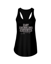 DAY DRINKING 2020 SUCKS Ladies Flowy Tank thumbnail