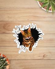 BENGAL CAT STICKER Sticker - Single (Vertical) aos-sticker-single-vertical-lifestyle-front-07