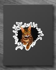 BENGAL CAT STICKER Sticker - Single (Vertical) aos-sticker-single-vertical-lifestyle-front-10
