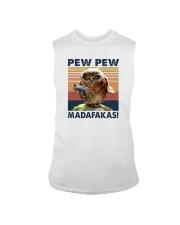 PEW PEW OWL Sleeveless Tee thumbnail