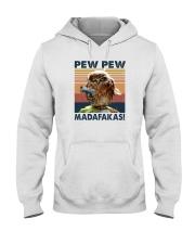 PEW PEW OWL Hooded Sweatshirt thumbnail