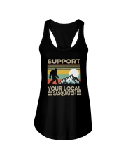SUPPORT YOUR LOCAL SASQUATCH Ladies Flowy Tank tile