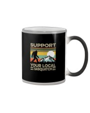 SUPPORT YOUR LOCAL SASQUATCH Color Changing Mug thumbnail