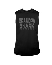 GRANDPA SHARK Sleeveless Tee thumbnail