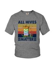ALL HIVES MATTER Youth T-Shirt thumbnail