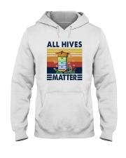 ALL HIVES MATTER Hooded Sweatshirt thumbnail