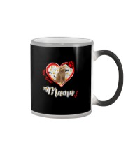BEST DOODLE MAMA EVER Color Changing Mug thumbnail