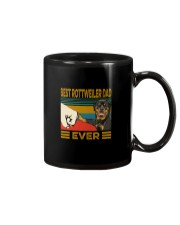BEST Rottweiler DAD EVER Mug thumbnail