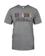 GRANDMA NOUN Classic T-Shirt front