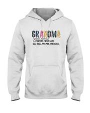 GRANDMA NOUN Hooded Sweatshirt thumbnail