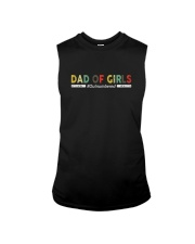 DAD OF GIRLS VINTAGE Sleeveless Tee thumbnail