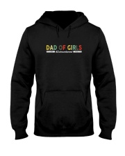DAD OF GIRLS VINTAGE Hooded Sweatshirt thumbnail