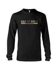 DAD OF GIRLS VINTAGE Long Sleeve Tee thumbnail