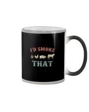 I'D SMOKE THAT Color Changing Mug thumbnail