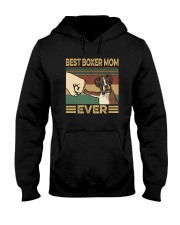 BEST BOXER MOM EVER s Hooded Sweatshirt thumbnail