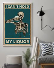 I CAN'T HOLD LIQUOR 16x24 Poster lifestyle-poster-1