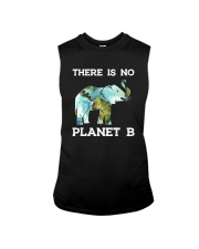 THERE IS NO PLANET B ELEPHANT Sleeveless Tee thumbnail