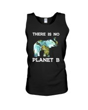 THERE IS NO PLANET B ELEPHANT Unisex Tank thumbnail