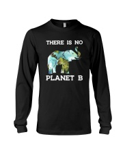 THERE IS NO PLANET B ELEPHANT Long Sleeve Tee thumbnail