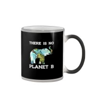 THERE IS NO PLANET B ELEPHANT Color Changing Mug thumbnail