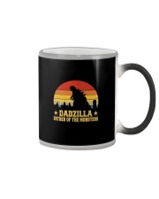 DADZILLA FATHER OF THE MONSTERS Color Changing Mug thumbnail