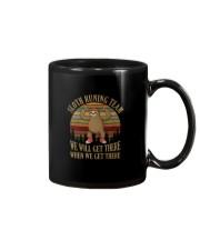SLOTH RUNNING TEAM Mug thumbnail