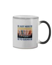 JUST HERE TO BANG Color Changing Mug thumbnail