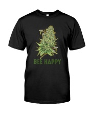 BEE HAPPY Classic T-Shirt front