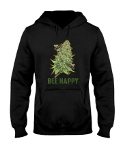 BEE HAPPY Hooded Sweatshirt thumbnail