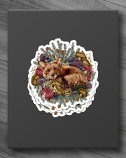 THE COOL FOX Sticker - 4 pack (Vertical) aos-sticker-4-pack-vertical-lifestyle-front-10