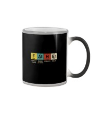 FATHER PERIODIC TABLE Color Changing Mug thumbnail
