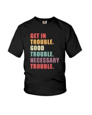 GET IN TROUBLE Youth T-Shirt thumbnail