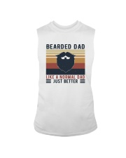 BEARDED DAD LIKE A NORMAL DAD JUST BETTER Sleeveless Tee thumbnail