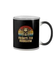 FRIDAYS FOR HUBRAUM Color Changing Mug thumbnail